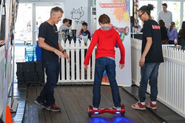 JOIN THE WORLD'S MOST INNOVATIVE MOVEMENT AT THE CAPE TOWN MINI MAKER FAIRE 2016