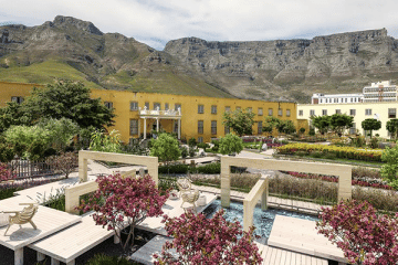 LEON KLUGE AND SOUTH AFRICAN MINT TO PROVIDE SHOW STOPPING DESIGN AT CAPE TOWN FLOWER SHOW