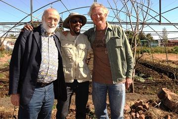 INTERNATIONAL RECOGNITION FOR THE CHILLI OF SOWETO AS SOUTH AFRICANS EMBRACE THE NEW FOOD REVOLUTION