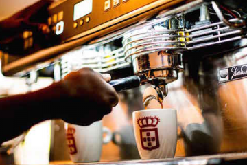 VIDA E CAFFE OPENS UP ON AFRICA EXPANSION