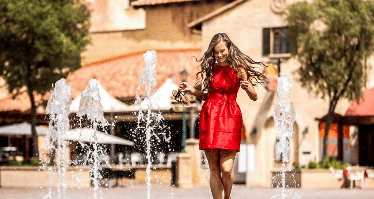 Soak up the sun at Montecasino's Spirit of Spring Festival