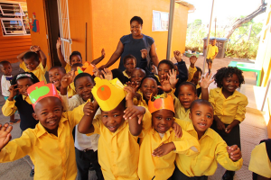 ROTARY CLAREMONT PROVIDES EDUCATIONAL CORNERSTONES FOR THE PHILIPPI CHILDREN