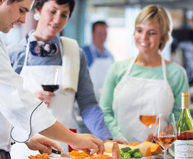 FESTIVE FOOD, THE BASICS OF BREAD AND EVERYTHING IN-BETWEEN: LEOPARD'S LEAP RELEASES NEW PROGRAMME OF COOKING CLASSES
