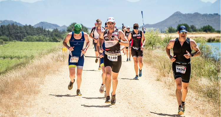 TOP TRIATHLONS TO DOMINATE THE WINELANDS THIS SUMMER