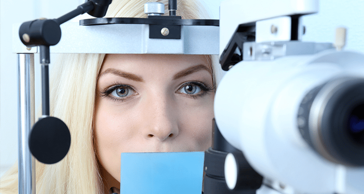 VISION SCREENINGS ARE NO SUBSTITUTE FOR EYE EXAMS