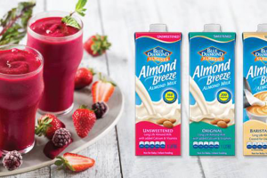 ALMOND MILK SALES CONTINUE TO SURGE