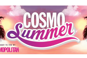 SLAYING IN THE SUMMER WITH COSMO