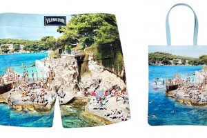 SEASIDE STORY - MASSIMO VITALI & VILEBREQUIN COLLABORATE