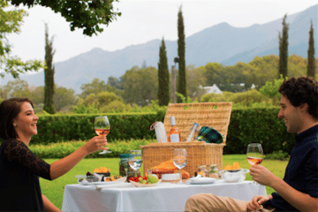 UNWIND WITH A PICNIC UNDER THE OAKS AT GRANDE PROVENCE