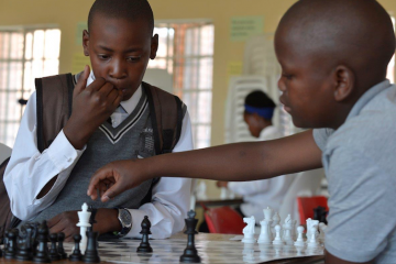 ASPIRING CHESS MASTERS GO HEAD TO HEAD IN SOWETO