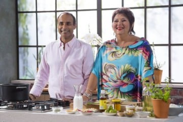 JENNY AND REZA'S FABULOUS FOOD ACADEMY