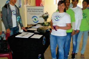 Mustadafin Foundation, a Western Cape non-profit organisation, is once again at the forefront in poverty-stricken communities in Cape Town to educate and raise awareness on gender-based violence.