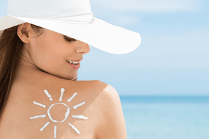 TIPS TO MINIMISE SUN DAMAGE!