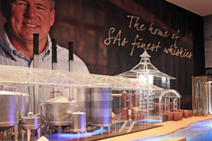 BLEND YOUR OWN AT WHISKY LIVE FESTIVAL IN SANDTON