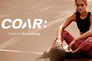 COTTON ON TO RELAUNCH COAR AS PERFORMANCE RANGE