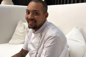 Dash Restaurant has a new Chef