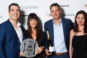 OUT MERCEDES-BENZ RESTAURANT AWARDS WINNERS ANNOUNCED