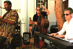 HARVEYS AT WINCHESTER MANSIONS JAZZES IT UP EVERY WEEKEND