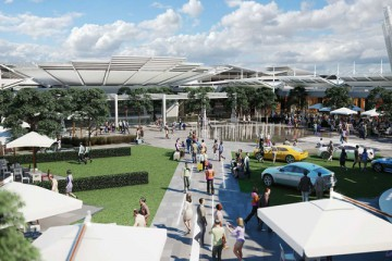 1 DAY TO MENLYN PARK SHOPPING CENTRE'S BRAND NEW LOOK