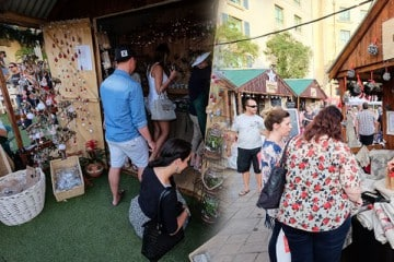 MONTECASINO CHRISTMAS VILLAGE GIVES SMES PLATFORM TO GROW