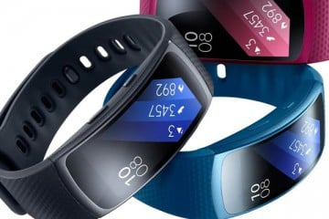 SamsungGear Fit2 Makes Fitness Fun for Everyone