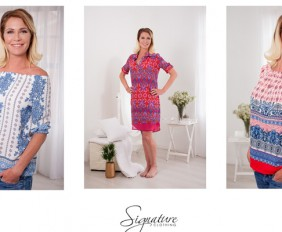 FALL IN LOVE WITH SIGNATURE CLOTHING'S NEW SUMMER COLLECTION