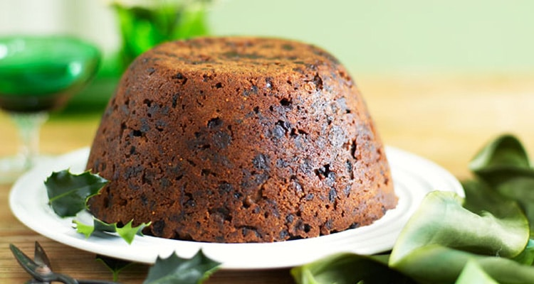 WONDERBAG STEAMED CHRISTMAS PUDDING