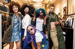 G-Star RAW Hosts Exclusive Women's Night