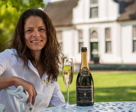 THINK PINK THIS SUMMER WITH BOSCHENDAL BRUT ROSÉ BUBBLY