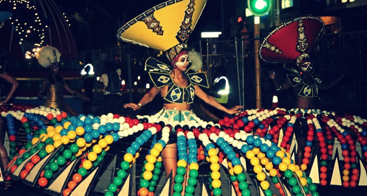 CAPE TOWN CARNIVAL CALLS FOR VENDORS
