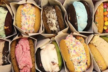 CAPE TOWN'S FAVOURITE ICE CREAM SANDWICHES HIT GRANDWEST