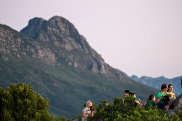FULL MOON HIKE IN THE WINELANDS