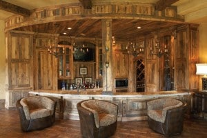 DESIGNING YOUR OWN HOME BAR DESIGN