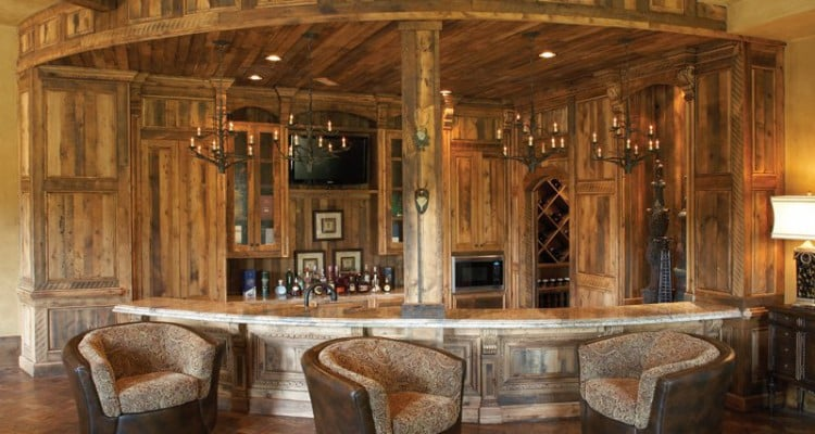 DESIGNING YOUR OWN HOME BAR DESIGN - Spice4Life