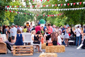 Stellenbosch Street Soirees back in full swing