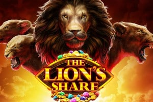 GRANDWEST GETS THE LION'S SHARE