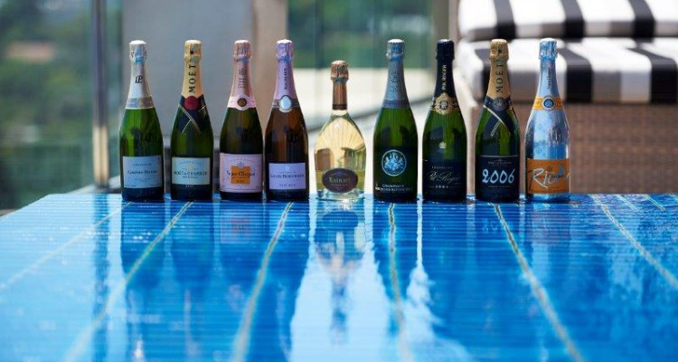 CELEBRATE EVERY MOMENT WITH CHAMPAGNE AT TSOGO SUN