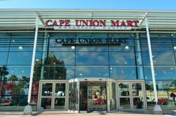 BACK TO WORK WITH CAPE UNION MART