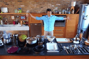 GET JAMIE OLIVER'S KITCHEN LOOK IN YOUR HOME – FOR LESS
