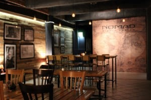 NOMAD BISTRO & BAR LAUNCHES THREE WEEKLY EVENTS
