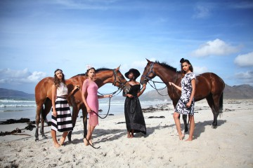 GLITZ, GLAMOUR AND GALLOPS READY TO ROCK CAPE TOWN