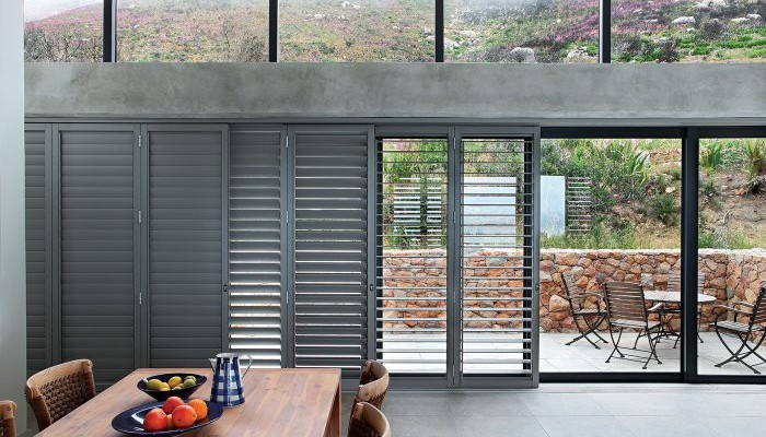 PLANTATION SHUTTERS ®' DESIGNER RANGE - SAM LURIE COLOUR COLLECTION