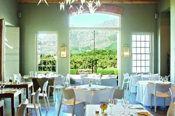 NEW LAID BACK LUNCH OPTION AT CATHARINA'S RESTAURANT AT STEENBERG
