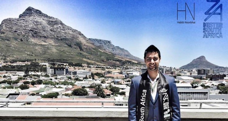 MR SOUTH AFRICA appoints his managing agent for the duration of his year's reign