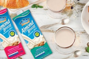 STAND A CHANCE TO WIN ALMOND BREEZE ALMOND MILK TO THE VALUE OF R1 250
