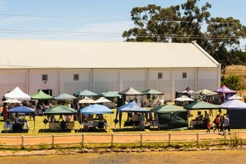 THE GROOTE POST COUNTRY MARKET