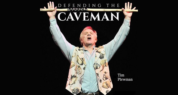 TIM PLEWMAN'S CAVEMAN IS GOING TO VEGAS