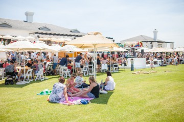 CELEBRATING ALL THAT MAKES LIFE WORTH LIVING AT 'THE MARKET AT VAL DE VIE'
