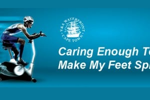 CYCLING SESSIONS FOR SMILES! SMILE CYCLETHON V&A WATERFRONT