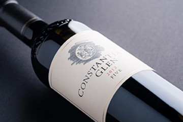 ELEGANCE OF CONSTANTIA GLEN FLAGSHIP RED SHAPED BY COOL VINTAGE